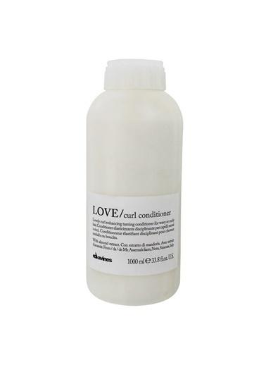 Davines Love Curl Bukle Belirginleştirici Saç Kremi 1000 Ml Renksiz